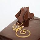 Torta de panqueque chocolate y manjar