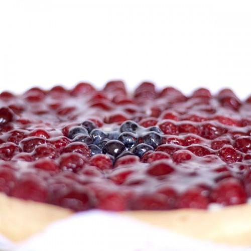 Tartaleta de Frutas de la estación